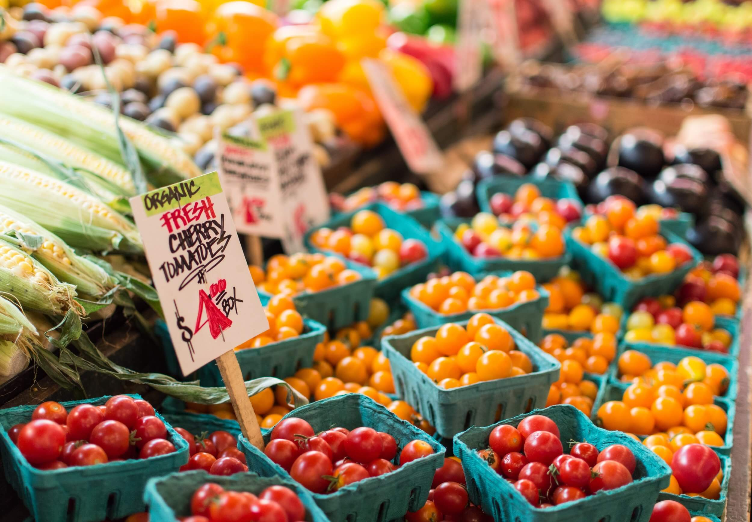 Does Organic Actually Matter? by Chartered Wellness