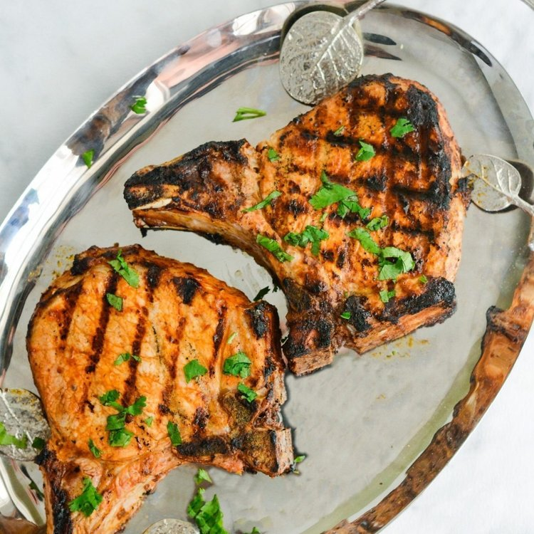 Chipotle-Lime-Grilled-Pork-Chops
