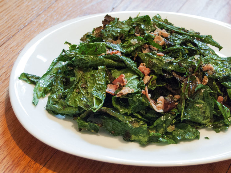 Grilled-Kale-Salad-with-Bacon-Vinaigrette