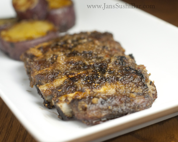 Grilled-Spare-Ribs-With-Fig-Orange-Glaze