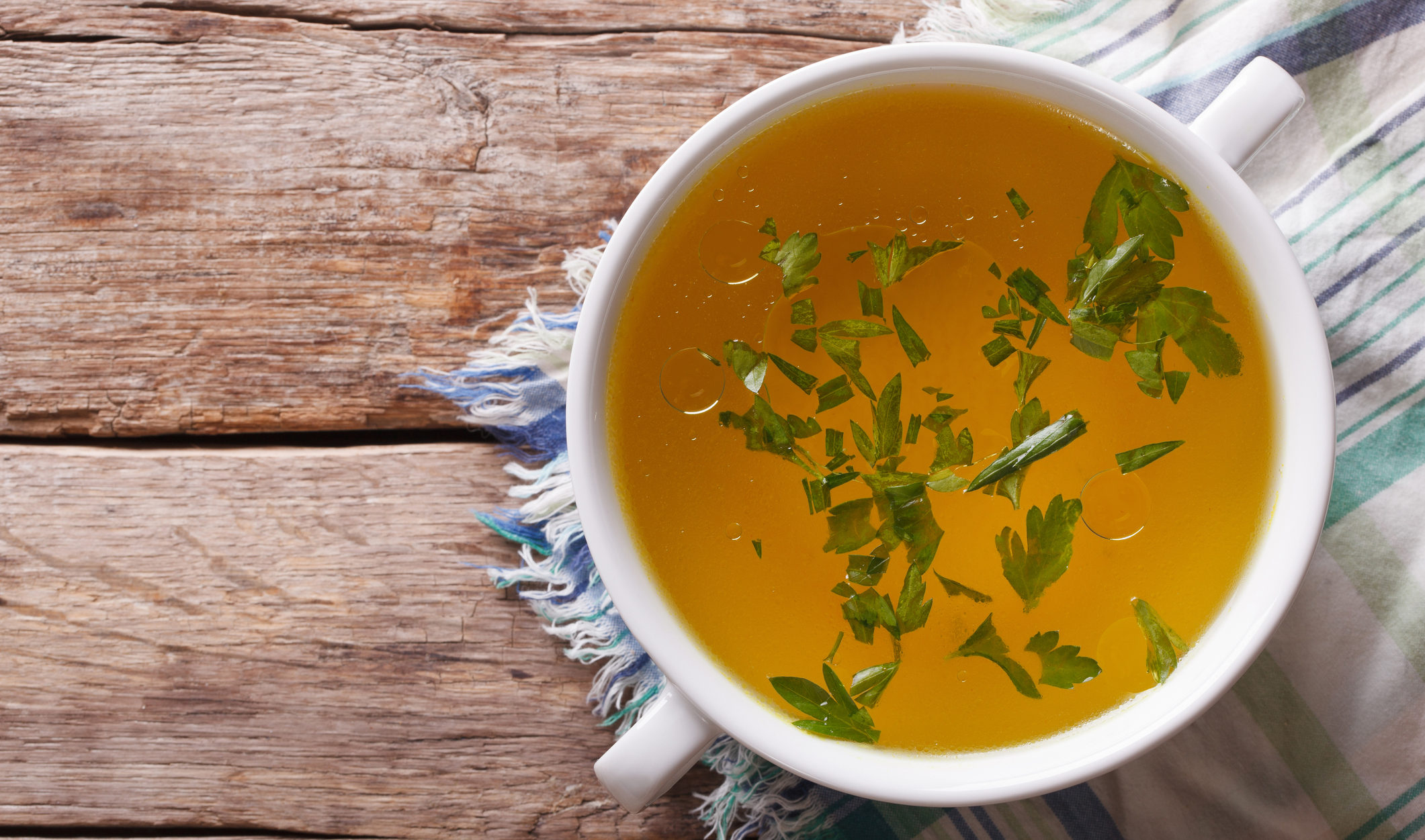 A Complete Guide To Bone Broth by Chartered Wellness