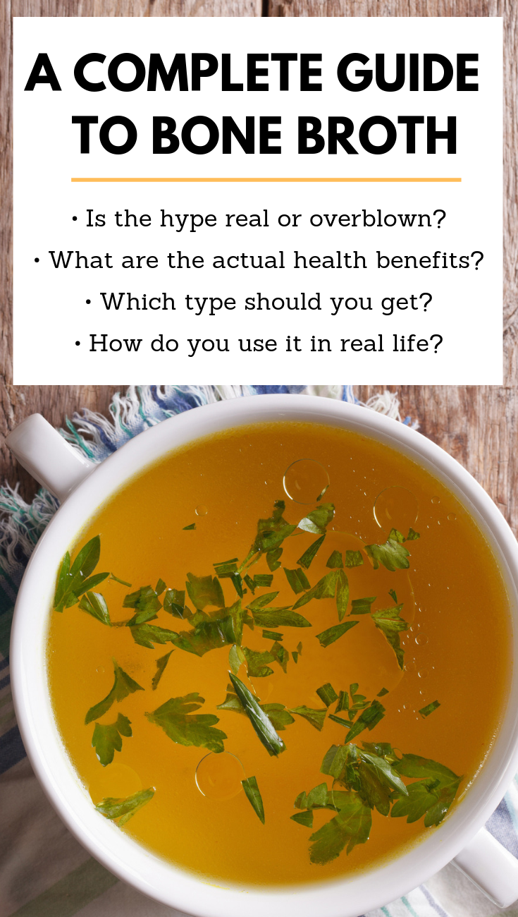 The Complete Guide To Bone Broth | Chartered Wellness